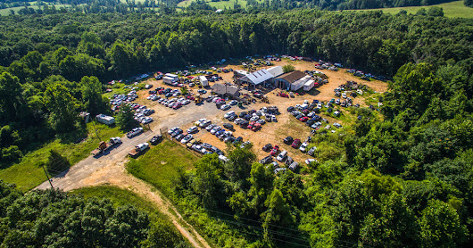 Full Service Salvage Yard For Sale- Hickman County, Tennessee