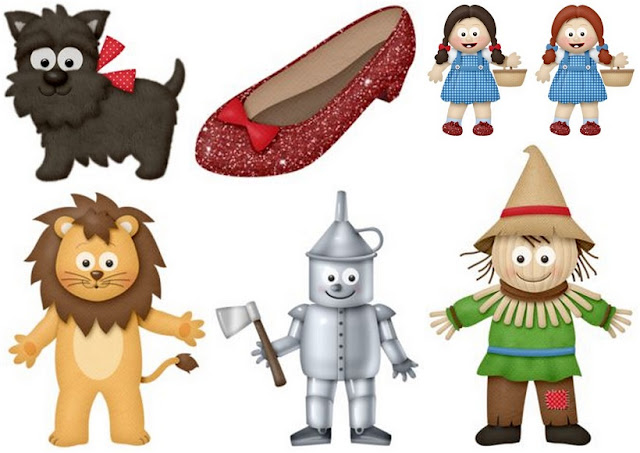 Wizard of Oz Clipart.