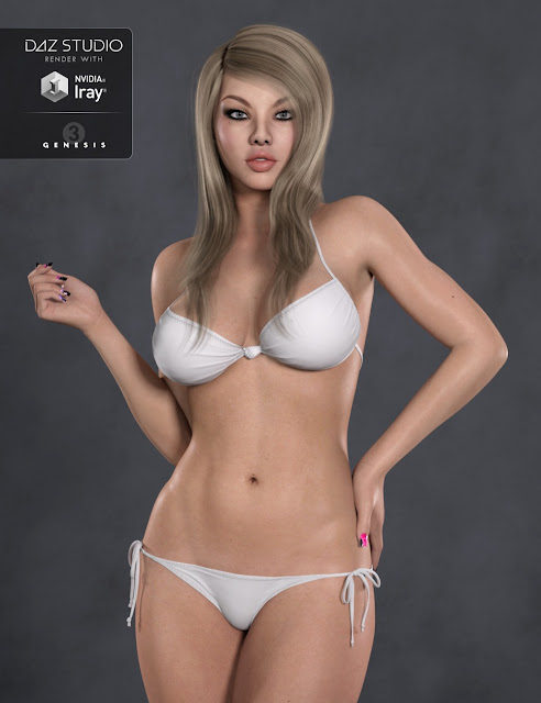 DT- Elizaveta for Genesis 3 Female
