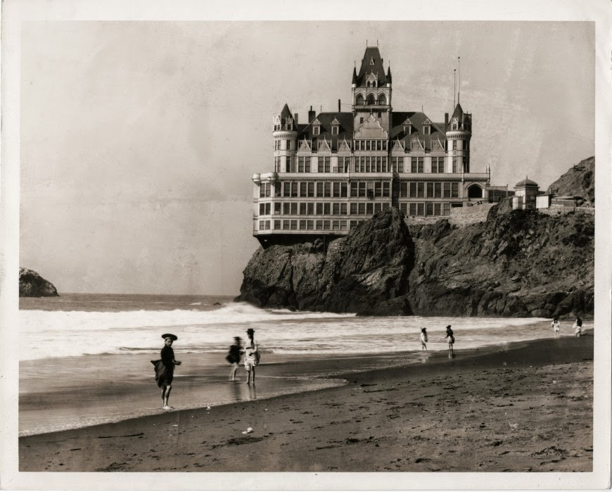 San Francisco Cliff House Ocean Beach