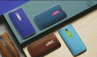 Nuevos Motorola traeran pantallas ShatterShield