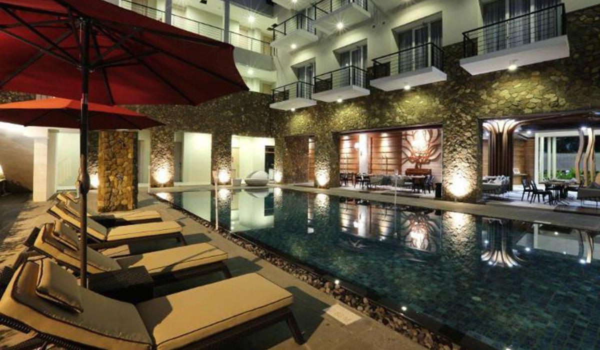 Mahogany Boutique Hotel Rekomendasi Hotel Nusa Dua Bali