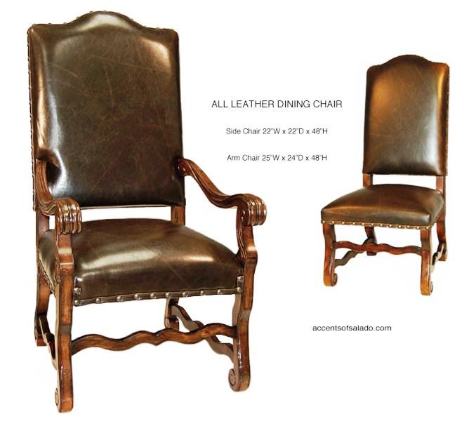italian leather kitchen chairs - Furniture Design Blogmetro