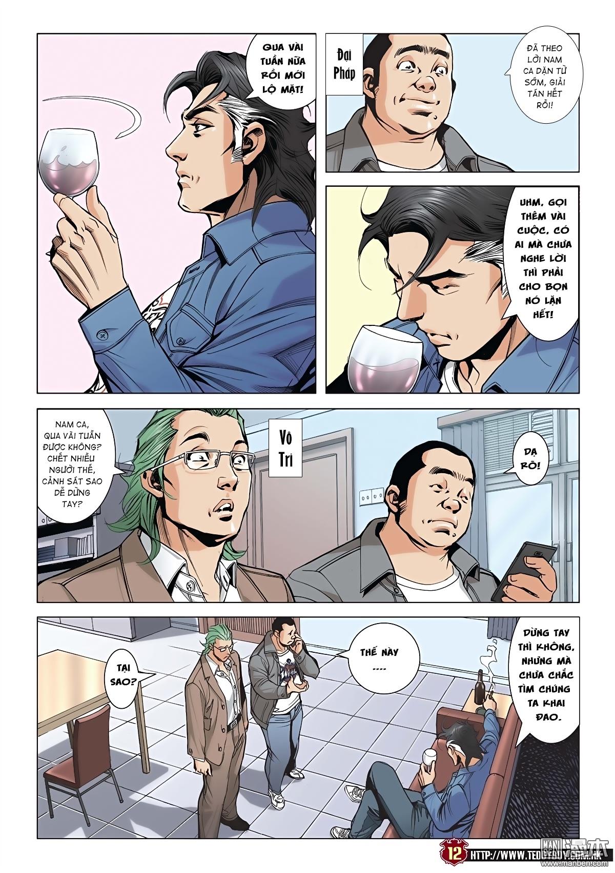 Người Trong Giang Hồ chapter 2045: câu chuyện thiên thu trang 11
