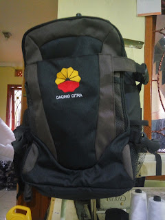 backpak / ransel lapangan pertamina