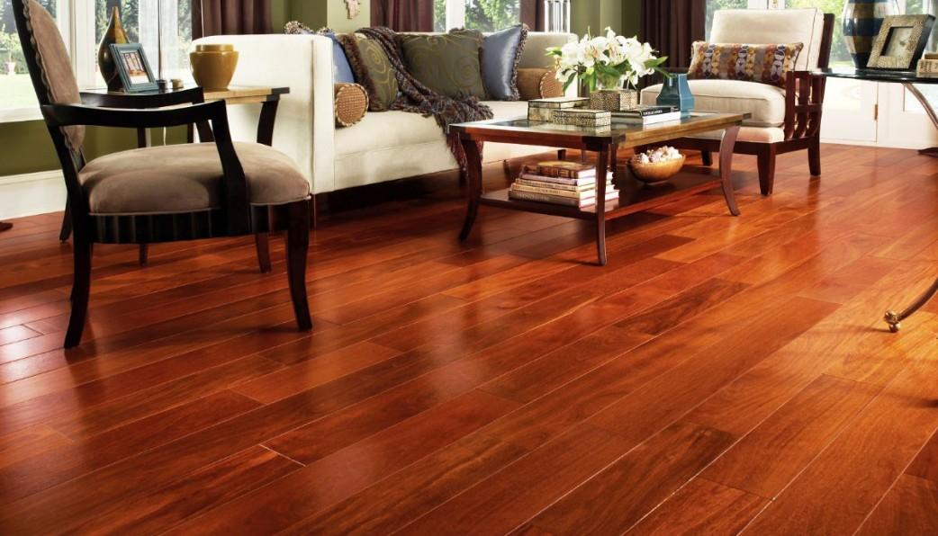 Sàn gỗ QuickStep tại chung cư N01T4 Ngoại Giao Đoàn - Phú Mỹ Complex