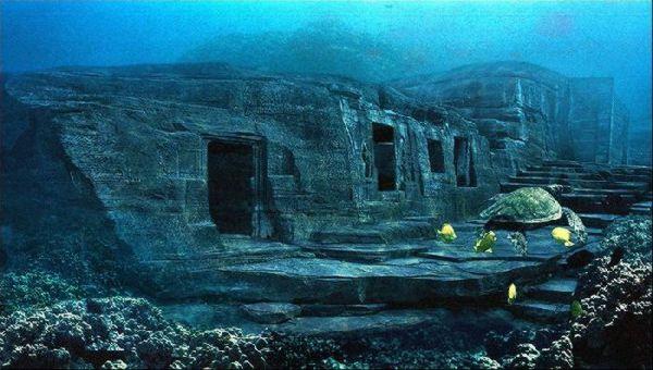 Η Βυθισμένη Yonaguni είναι ΕΛΛΗΝΙΚΗ ΠΟΛΗ χιλιάδων ετών (video)