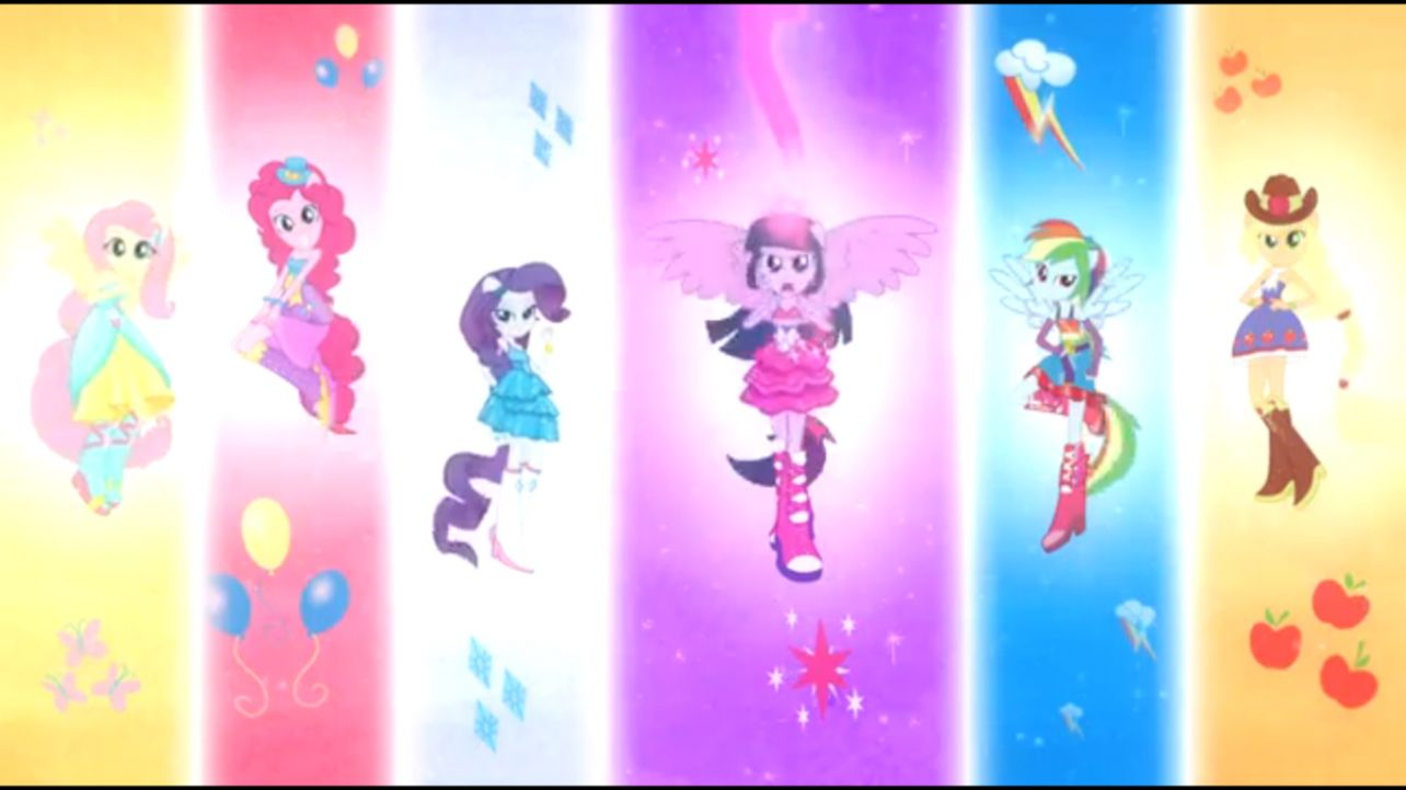 My Little Pony Equestria Girls Wallpapers Mobile Wallpapers