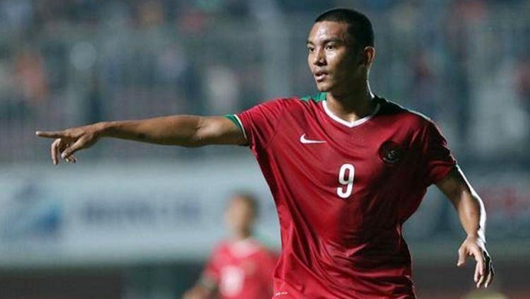 Rafli Muslim Yakni Pemain Indonesia U-19 Bermimpi Main di Liga Inggris