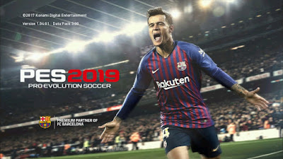 PES 2018 PS3 Next Level Patch v3.3 [ BLES ] Season 2018/2019