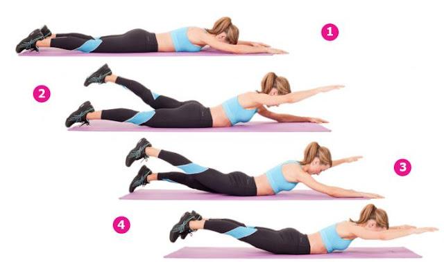 Inverted V pipe exercise