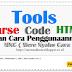 Tools Parse Code HTML Dan Cara Penggunaannya