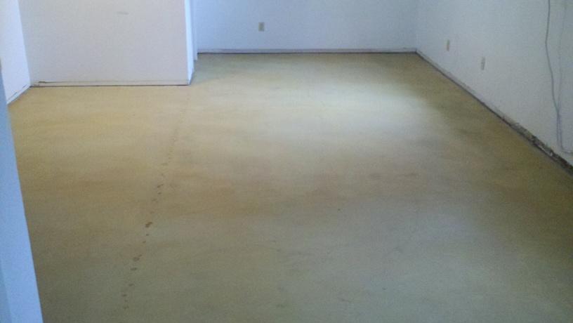 Epoxy Floor Coatings Concrete Staining Of Apartment Floor