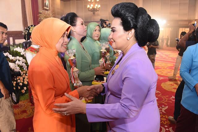 Panglima TNI: Dharma Pertiwi Berperan Strategis Bentuk Generasi Penerus Bangsa Berkualitas