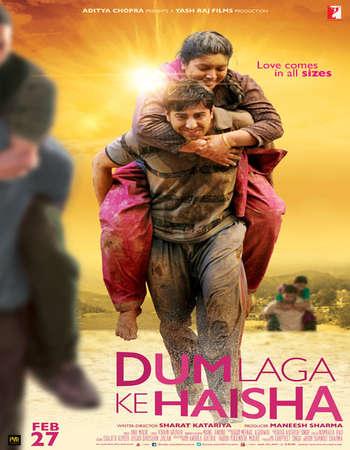 Dum Laga Ke Haisha 2015 Full Hindi Movie BluRay Free Download