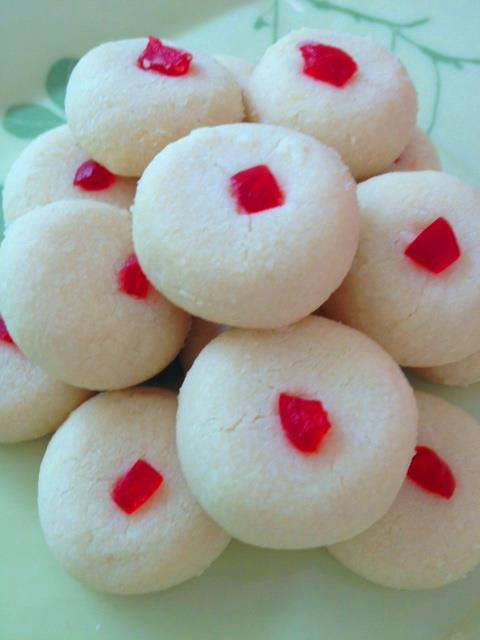 resepi kuih raya biskut arab susu