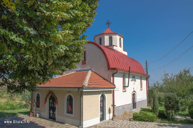 Holy Trinity church - Bukovski Livadi - Bitola