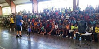 Celebrarán X Torneo Vacacional de Baloncesto en Cabral