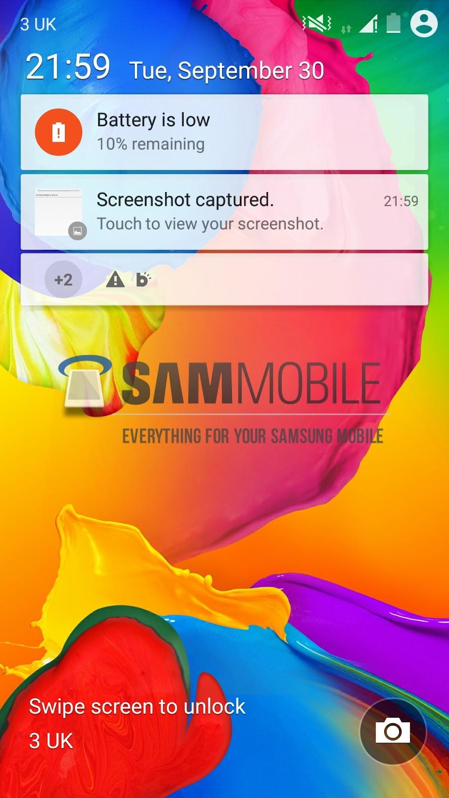 Lollipop Samsung Galaxy S5