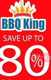 BBQ King Citta Mall Moving Out Sale 2017