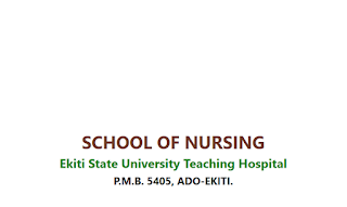EKSUTH School Of Nursing Ado-Ekiti Admission Form 2020/2021
