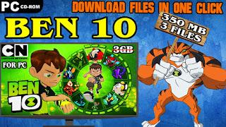 BEN 10 PC GAME DOWNLOAD