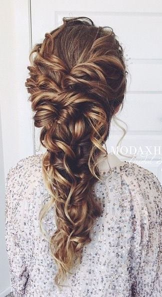 21 IDEAS OF FORMAL HAIRSTYLES FOR LONG HAIR 2017