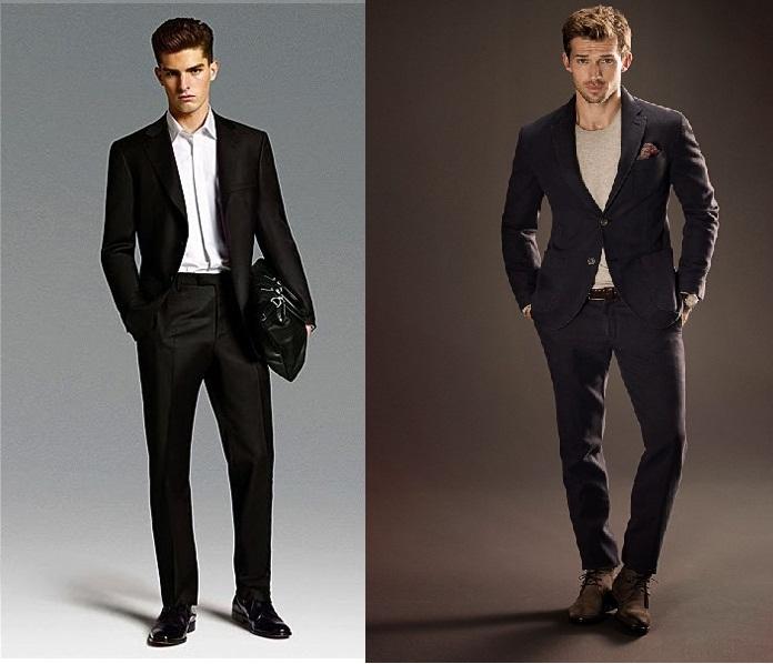 Sólo Moda Para Hombres Códigos De Vestimenta Masculina