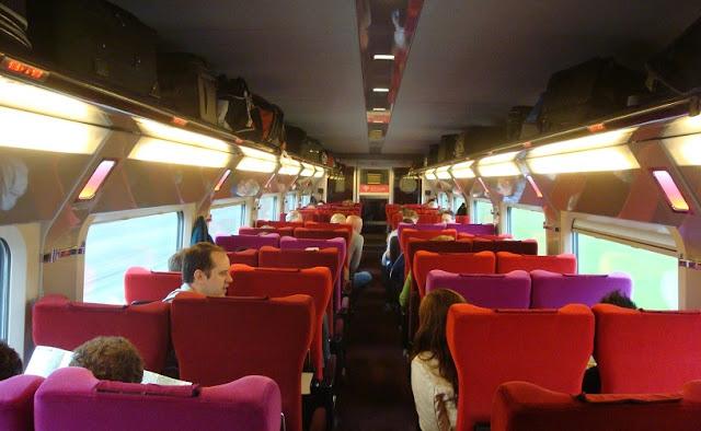 Viagens de trem em Amsterdã
