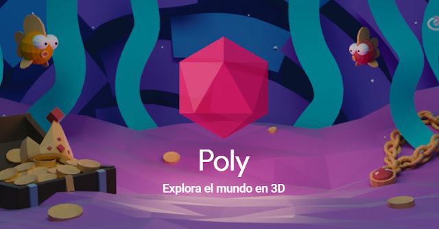 Google-Poly-biblioteca-objetos-para-AR-VR