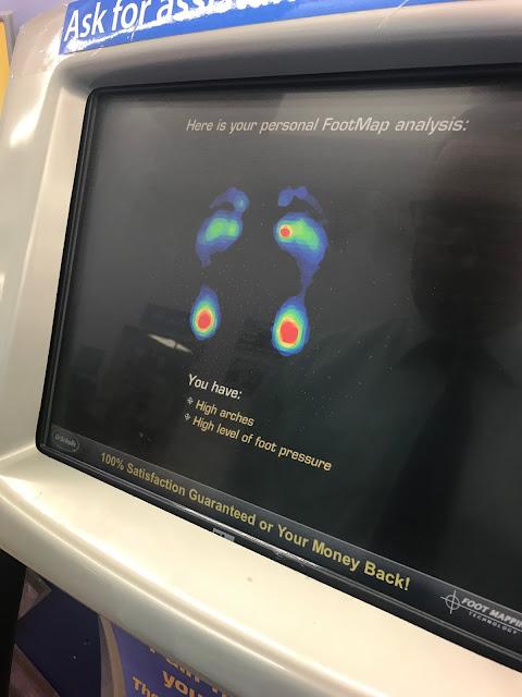 #advertisement Dr. Scholl's® Custom Fit® Orthotics kiosk, Dr. Scholl's® orthotics, Dr. Scholl's® kiosk, help foot pain, foot pain cures, #CustomFitRelief #DrScholls