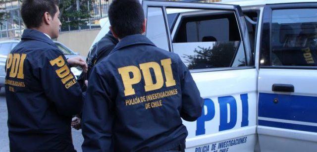 🚨PDI detiene a joven en Purranque por robos con intimidación