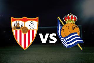 اون لاين مشاهدة مباراة ريال سوسيداد و اشبيلية 29-9-2019 بث مباشر في الدوري الاسباني اليوم بدون تقطيع