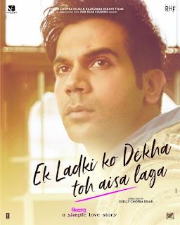 Ek Ladki Ko Dekha Toh Aisa Laga (ELKDTAL) First Look Poster 2