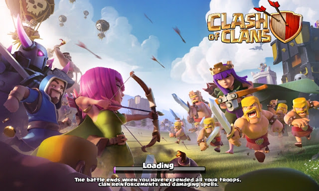 Download Clash of Clans (COC) Versi terbaru