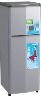Daftar Harga Kulkas Merk Sanyo Update Terbaru