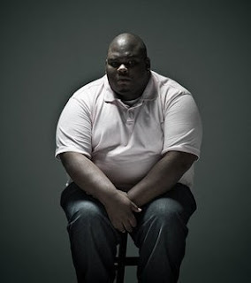 fat black men