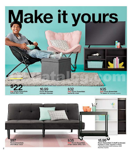 Find Target Weekly Ad August 12 - 18, 2018