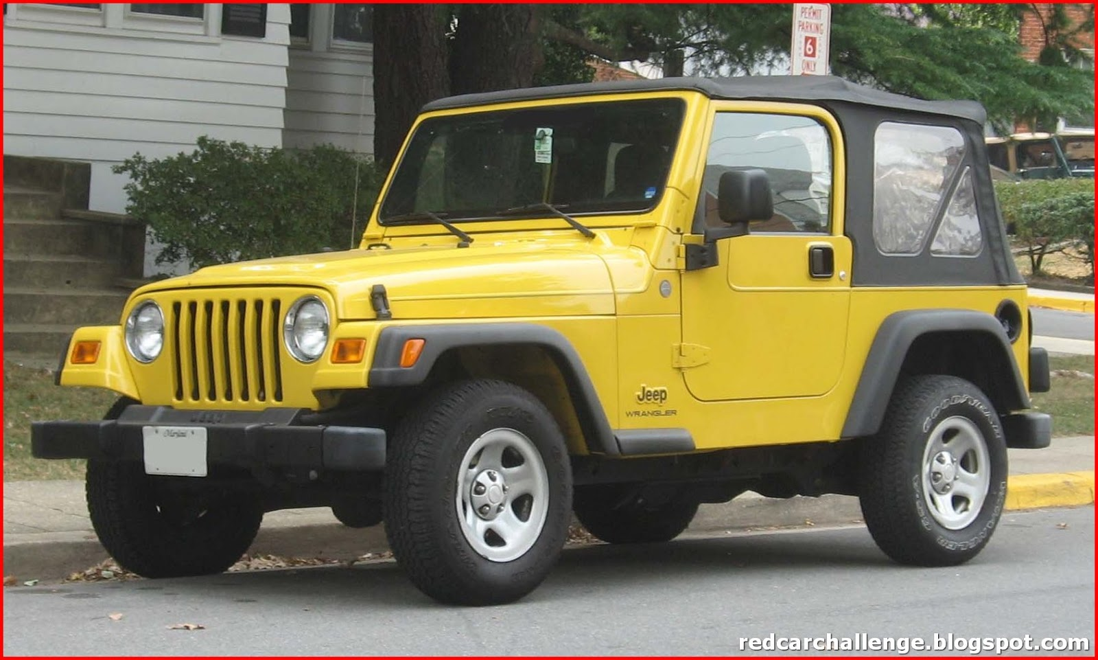 Types of Jeep Wranglers