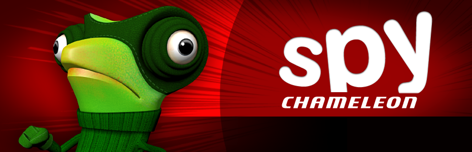 Spy Chameleon Website