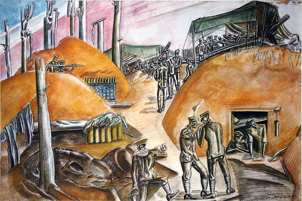 Wagner's Wyndham Lewis: The Artist as the Enemy