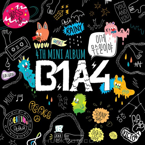 B1A4 – Whats Going On – EP