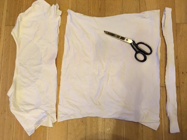 T-Shirt-Garn selber machen