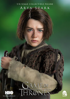 Arya Stark 1/6 de A Game of Thrones - Threezero