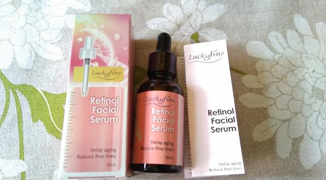 serum retinol luckyfine