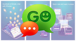Download GO SMS Pro android new version free - Download