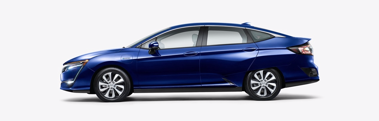 Keyes Honda Honda Clarity EV And Plug In Hybrid Make Debut