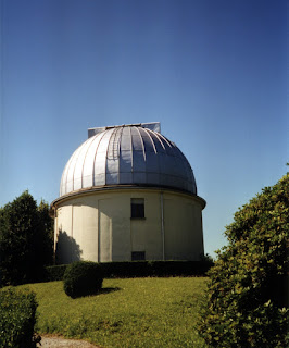 The Brera Observatory in Milan