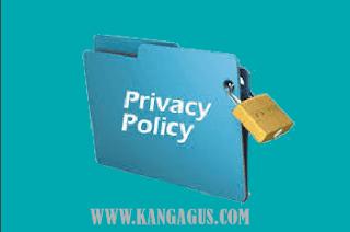 Contoh gambar ilustrasi privacy policy