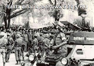 Sejarah Pemberontakan G 30 S PKI  dan Rangkuman Peristiwa G 30 S PKI